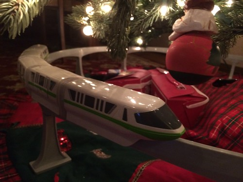 Christmas Monorail