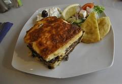Greek Moussaka (brandsvig) Tags: winter food greek restaurant skåne vinter december sweden tokina mat pro sverige malmö atx moussaka restaurang 2013 12244 tokina12244 grekisk södraförstadsgatan nikond90 nostimo