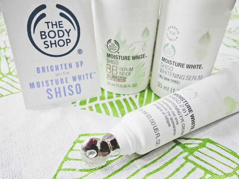 Moisture White™ Shiso 2 in 1 Brightening Eye Cream