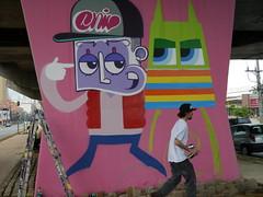 Chivitz & Minhau (MAAU, Santana, So Paulo, Fev 2014) (FRED (GRAFFITI @ BRAZIL)) Tags: brazil streetart alex de graffiti museu kep arte saopaulo andre sampa sp urbano senna mauro brsil grafite chivitz langa binho feik suzue aberta cranio enivo minhau caz dalata biofa firmiano dask2 maau alopz zis