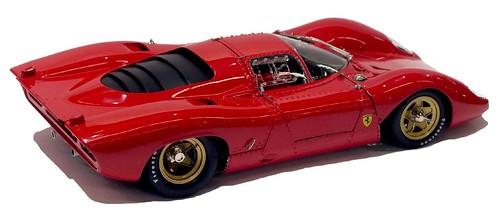 CMC Ferrari 312P berlinetta 1969 (1)