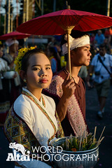 Chang Mai Flower Festival (Altai World Photography) Tags: costumes portrait flower festival thailand asia south traditional hill parade east mai tribes chiangmai southeast chiang th