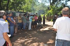 Paulistnia 2014-01-29 - Posse da terra da Fazenda Tropical para o INCRA (38) (Ana Perugini) Tags: pt assentamento paulicia anaperugini