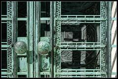 Wainwright Tomb (ioensis) Tags: door cemetery architecture bronze louis gate ellis tomb places landmark historic architect wainwright register sullivan brass masterpiece nationa bellefontaine jdl ioensis 420920060671b