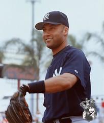 Derek Jeter (SS -- New York YANKEES) (ruirieproductions) Tags: baseball captain yankees springtraining mlb derekjeter