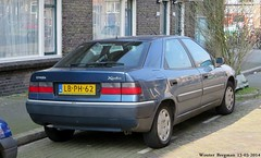 Citroën Xantia 2.0i SX 1995 (XBXG) Tags: auto old france classic netherlands car french automobile utrecht nederland citroën voiture 1995 paysbas ancienne xantia sx française 20i citroënxantia lbph62 sidecode5