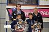 """Fran Guerrero y Jose Mena campeones alevin masculino Campeonato de Padel de Menores de Malaga 2014 Fantasy Padel marzo 2014 • <a style=""""font-size:0.8em;"""" href=""""http://www.flickr.com/photos/68728055@N04/13134407063/"""" target=""""_blank"""">View on Flickr</a>"""