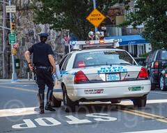 NYPD Highway Patrol Police Car, Aquaphor New York City Triathlon 2012 - 40 Kilometer Bike Race (jag9889) Tags: nyc newyorkcity usa ny newyork ford car unitedstates manhattan unitedstatesofamerica police nypd cop vehicle westsidehighway triathlon officer lawenforcement finest 2012 washingtonheights policeofficer wahi firstresponder newyorkcitypolicedepartment cityofnewyorkpolicedepartment jag9889 y2012