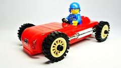 Old Formula One (hajdekr) Tags: old toy one lego f1 formula formule hraka stavebnice legotoyline