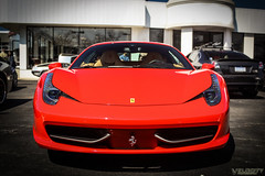 Ferrari 458 Italia (velocity_photography) Tags: columbus ohio cars coffee photography italia ferrari 45 velocity v8 458