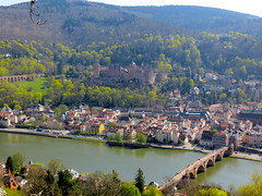 Oude brug over de Neckar