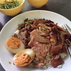 ข้าวขาหมู | Stewed Pork Knuckles with Rice @ ข้าวขาหมูศึกษาวิทยา เจ้าเก่า