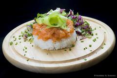 Sushi (Giordano Di Dionisio) Tags: park food fish macro topv2222 sushi japanese restaurant avocado rice cucumber nj chopsticks lincoln roll eel kims