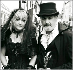 Matched for Whitby (Cul 9) Tags: goth whitby wgw whitbygothweekend