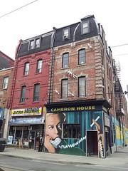 Cameron House (syfractal) Tags: toronto ontario cameron tavern oldbuilding cameronhouse muralpainting torontodowntown