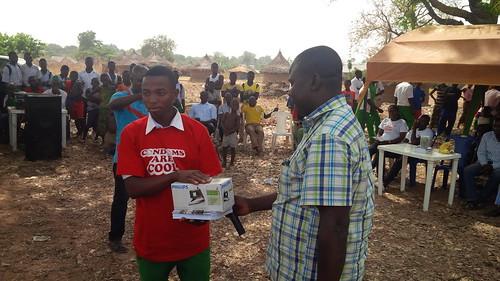 International Condom Day 2015: Nigeria