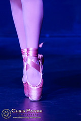 Ballet Recital (Chris Patoni Photography) Tags: ballet en feet girl dance recital pointe balletslippers