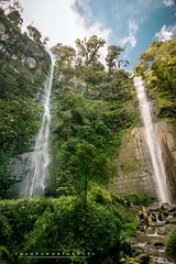 Tancak kembar waterfall (Jaya Sudadio) Tags: forest indonesia landscape waterfall jawatimur jatim bondowoso tokina1116mm tancakkembar canon70d jayasudadiophoto