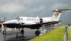 ZK460. Royal Air Force Beech B.200GT Super King Air (Ayronautica) Tags: june aviation airshow beechcraft 2012 waddington b200 royalairforce superkingair zk460 ayronautica