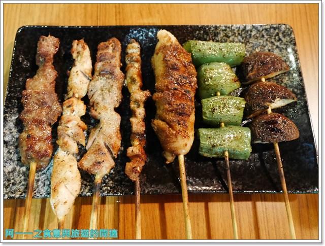 捷運善導寺站美食柒串燒屋平價烤肉酒聚餐image025