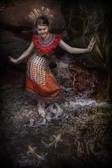 An Iban Maiden (Ringgo Gomez) Tags: mikon malaysianphotographers nikon2470mm nikond700 sarawakborneo
