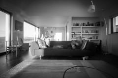 Wife at Rockmountain (mr phillip) Tags: pinhole islay fp4 xtol zero69 rockmountain