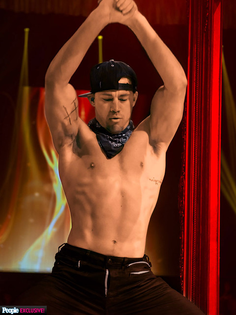 Hey Ladies & Gents. MAGIC MIKE XXL Trailer Is Here!
