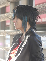 Paris Manga 19 - 2015-02-08- P1000222 (styeb) Tags: paris cosplay manga 19 07 fevrier 2015 parismanga pm19