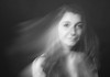 N (Attila Pasek) Tags: portrait bw girl studio longexposuretime