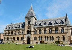 Pitt Rivers Museum (mikecogh) Tags: tower architecture gothic oxford lawns pittriversmuseum