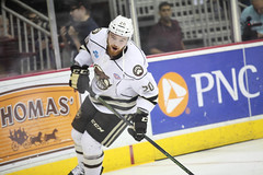 Liam O'Brien (hartmantori) Tags: hockey bears den caps hershey ahl defend hersheybears washingtoncapitals hersheybearshockey