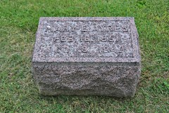 0U1A8133 Knoxville IA - Graceland Cemetery - INGLEFIELD AYRES (colinLmiller) Tags: monument knoxville headstone tombstone iowa gravestone ayres gracelandcemetery 2016 inglefield