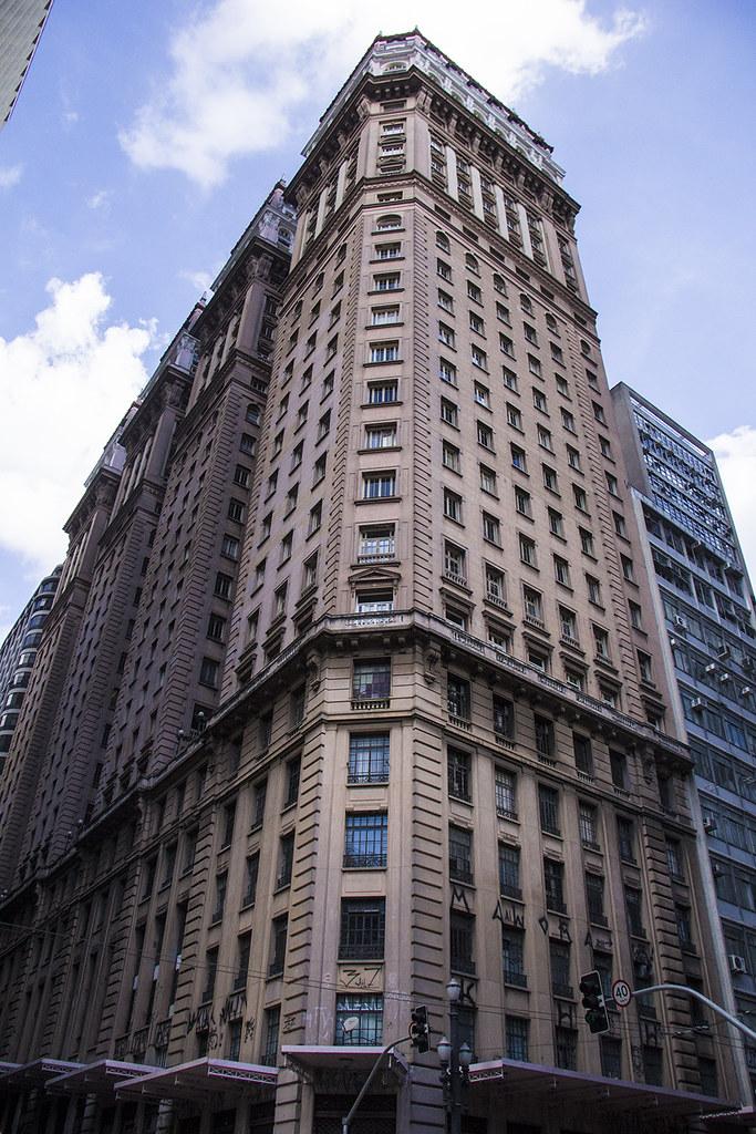Tour Centro Histórico de São Paulo - Edifício Martinelli