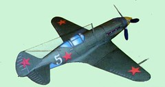 WWII Mikoyan-Gurevich MiG-3 Interceptor and Fighter Free Aircraft Paper Model Download (PapercraftSquare) Tags: fighter wwii 133 interceptor mikoyan mikoyangurevich mig3 mikoyangurevichmig3 aircraftpapermodel