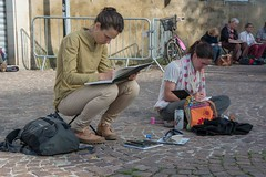 USk_France_2016_Bordeaux_DSC_0407 (MarcVL) Tags: juni bordeaux 2016 urbansketchers uskfrance