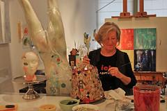 Artist (skipmoore) Tags: studio artist sausalito icb winteropenstudios