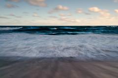 kilcunda beach i (Kenneth Rowe) Tags: sunset kilcundabeach d7000 bassstrait beach ocean longexposure surf