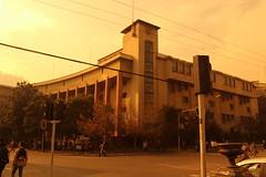 La Escuela (v.conuecar) Tags: facultad universidad derecho universidaddechile facultaddederecho chile santiago abogados patrimonio