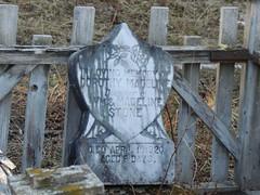 Nordegg Historic Cemetery (kevinmklerks) Tags: history nature cemetery museum yard mine rail railway historic historical coal