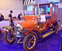 150 Unic M1 Coupe de Ville (Town Car) (1914) (robertknight16) Tags: france 1910s puteaux unic richardbrasier georgesrichard nec2013 sv9818