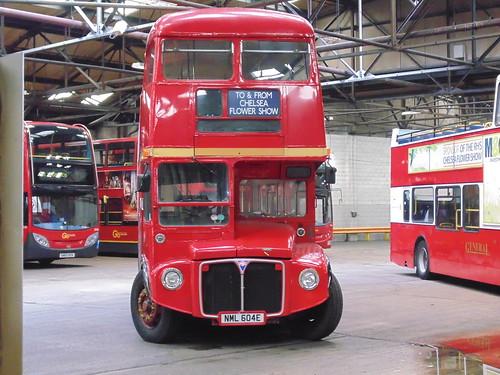 Go Ahead London General RML2604 NML604E
