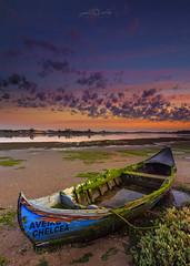 Chelcea - Ria de Aveiro (paulosilva3) Tags: sunrise canon de landscape eos boat lee ria aveiro manfrotto waterscape lowepro polariser ovar lakescape riverscape