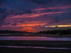 Mogro (Deea) Tags: sea sky beach clouds coast mar spain olympus e3 cantabria mogro arna covachos fola
