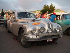 1954 - Bristol 403 (Jasonito) Tags: paris classic car russia rally olympus retro oldtimer motor  omsk challenge peking 6th omd the 2016    em5   parispeking beijingparis   panasonic14140mmf4058 omdem5