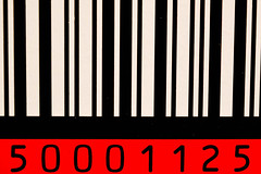 182/366 Stripes (crezzy1976) Tags: nikon stripes indoor photoaday barcode 365 day182 d3100 crezzy1976 photographybyneilcresswell 366challenge2016