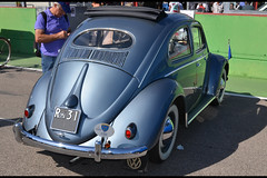 VOLKSWAGEN Coccinelle type 11 export (1955) (baffalie) Tags: auto old classic car vw vintage italia expo beetle voiture retro coche ancienne worldcars