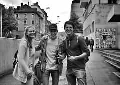 before the event (Thomas8047) Tags: street city friends people urban bw streetart blancoynegro monochrome schweiz switzerland football nikon flickr fussball strasse zurich streetportrait streetscene menschen streetphoto zrich freunde ch onthestreets langstrasse 2016 streetphotographer kreis4 blackandwithe passanten schwarzundweiss 175528 stadtzrich streetpix spasshaben d300s streetartstreetlife iamnikon snapseed thomas8047 strassencene em2016 zrigrafien zrichstreets hofmanntmecom