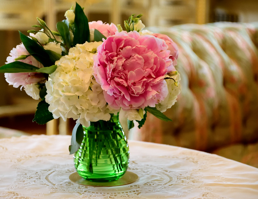 The World 39 S Best Photos Of Peonies And Vase Flickr Hive Mind