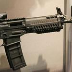 2009 SHOT Show - SIG 556 Pistol thumbnail