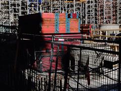 Formality (geowelch) Tags: toronto downtown constructionsite urbanlandscape urbanfragments fujifilmx10